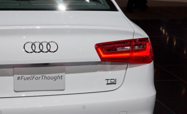 2014 Audi TDI A6